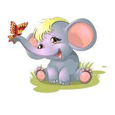 stickers elephant chambre bébé sticker éléphant un autocollant pour chambre de bébé