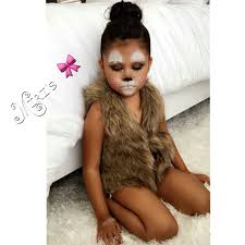 kitty cat makeup for little girls my creation miris things