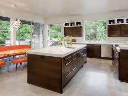 flooring best grey wood floors with white granite countertop and