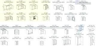 dimension caisson cuisine meuble caisson cuisine meuble bas cuisine largeur 35 cm caisson de