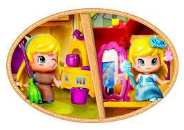 pinypon tales house playset amazon co uk toys u0026 games