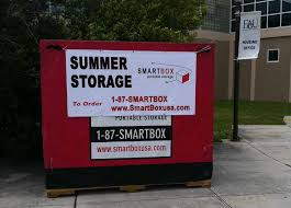 Moving Pod College Student Storage Smartbox
