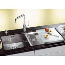 Zerox U Stainless Steel Undermount Sink - Blanco kitchen sinks