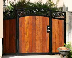 patio gates decorations ideas inspiring gallery to patio gates