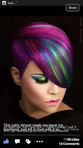 hair coloring tips for women over 50 90 best fantasy hair color and hair cuts images on pinterest