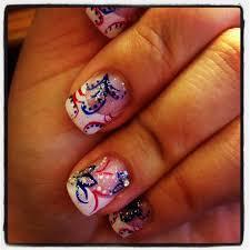cute patriotic nails nails pinterest nail nail makeup