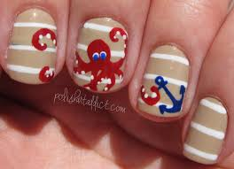 116 best nautical navy marine nail art images on pinterest