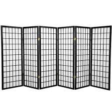 canvas room divider 71 in pebble stone art canvas room divider fw1503b the home depot