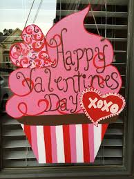 Happy Home Decor Valentine Days Cheap Front Door Decorations For Happy Valentine