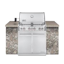 summit s 460 built in gas grill