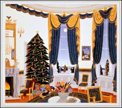white house christmas cards christmas lights card and decore