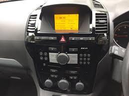 opel zafira 2002 interior vauxhall zafira 1 9 cdti elite auto