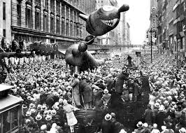 history of the nyc thanksgiving day parade