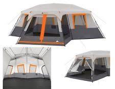 12 person cabin 4 season camping tents ebay