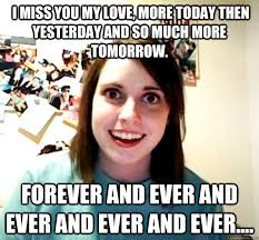 Love You More Meme - miss you more meme you best of the funny meme