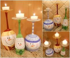 10 Awesome Craft and Decoration Ideas Using Wine Glasses