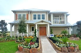 New Craftsman Home Plans The Oceanside At Grand Cay Harbour Texas City Tx By David