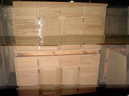 Raw Wood Kitchen Cabinets Home Depot Unfinished Cabinet Doors Exitallergy Com