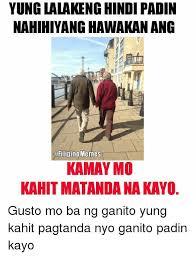 Filipino Meme - yung lalakenghindi padin nahihiyanghawakan ang filipino memes