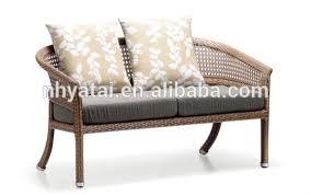 Rattan Two Seater Sofa Mr Dream Garden Furniture Rattan Design 2 Seater Sofa 2 Seater
