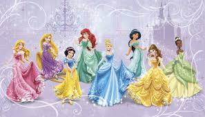 york wallcoverings walt disney kids ii disney princesses royal