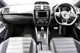 volkswagen scirocco r black used 2017 volkswagen scirocco 2 0 tdi r line black edition 184ps