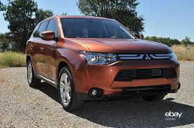mitsubishi outlander sport 2014 custom review 2014 mitsubishi outlander gt awd ebay motors blog