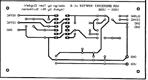 wiring diagram vga to rca adapter winkl with component agnitum me