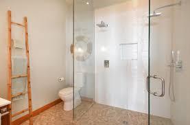 Glass Shower Bathroom Bathroom Design Glass Shower Door For Bigger Impression Glass
