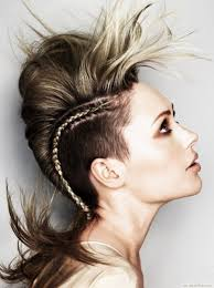 hairstyles for long hair punk 56 punk hairstyles to help you stand out from the crowd