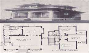 1950s Bungalow Floor Plan Craftsman Bungalow Home Plans Country Estate House Plans Design A