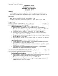 Resume Flight Attendant Without Experience A Resume Written From The Perspective Of A Student Who Has Little