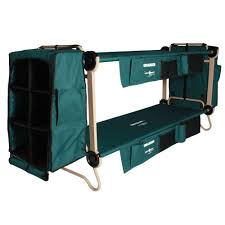 Bunk Bed With Cot Disc O Bed 32 In Green Bunkable Beds With Leg Extensions Bed Side