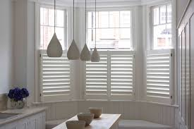 Kitchen Window Shutters Interior Captivating Window Shutters Interior White Color Wood Material