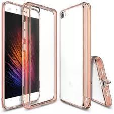 xiaomi mi5 ringke fusion tpu bumper case for xiaomi mi5 rose gold lazada ph
