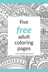 treat yo self free coloring pages cuddles and chaos