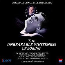 The Unbearable Lightness Of Being Movie Album Cover Parodies Of Original Soundtrack Recording The