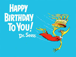 happy birthday book happy birthday dr seuss lil miss