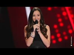 The Voice Kids Blind Auditions 2014 Maddison Sings At Last The Voice Kids Australia 2014 Youtube