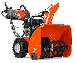 husqvarna snow blowers st 227p