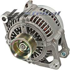 97 jeep grand starter amazon com lactrical high output 160amp alternator for jeep