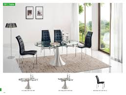 30 off t017 table and 365 chair black dining room clearance