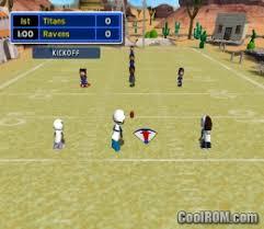Backyard Football Ps2 by Backyard Football Rom Iso Download For Nintendo Gamecube