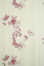 Wallpaper For House by Light Pink Butterfly Wallpaper