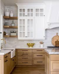 white and wood kitchen cabinet ideas kitchen kitchen design kitchen remodel home kitchens