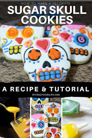 Halloween Cookies Decorating Ideas 244 Best Dia De Los Muertos Images On Pinterest Day Of The Dead
