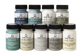 amazon com folkart home décor chalk paint set 2 ounce promofahdc
