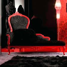 French Style Chaise Lounge Chairs Red Chaise Lounge Chair U2013 Peerpower Co