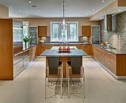 kitchen island layout how to layout an efficient kitchen floor plan freshome com