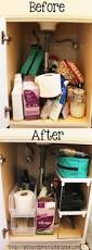 bathroom cabinet organization pins and procrastination